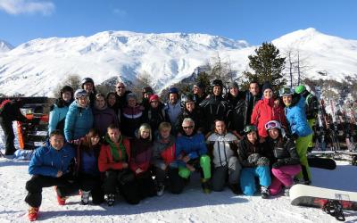 Erfolgreiche Südtiroler Skitage der Touristiker