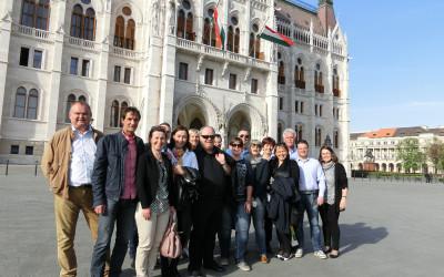 Studienreise des Kollegiums der Tourismusdirektoren wieder voller Erfolg!